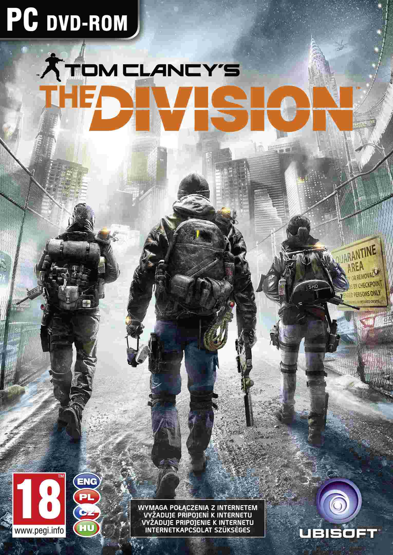 Tom Clancys The Division: Marine Forces Outfits Pack (PC) DIGITAL