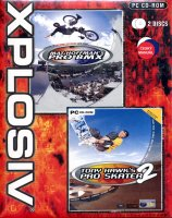 2in1 Pack - Mat Hoffman´s pro BMX + Tony Hawk Pro Skater 2 (PC)