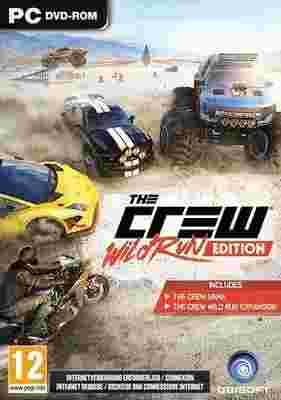The Crew Wild Run Edition (PC) DIGITAL