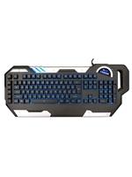 Herní klávesnice C-Tech Chiron - 7 barev podsvícení