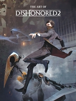 Kniha The Art of Dishonored 2