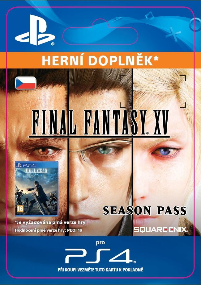 Final Fantasy XV - Season Pass (PS4 DIGITAL)