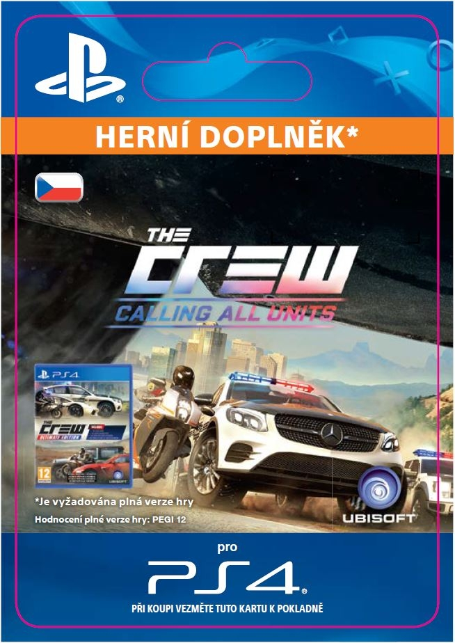The Crew - Calling All Units (PS4 DIGITAL)
