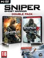Sniper: Ghost Warrior Double Pack + Dogfight 1942