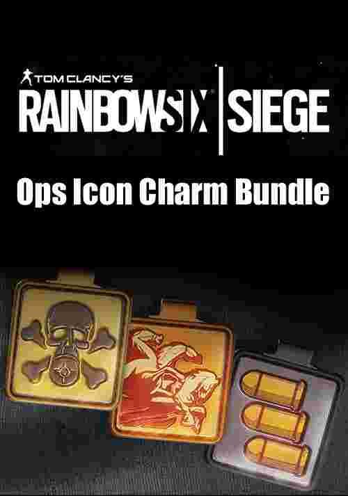 Tom Clancys Rainbow Six Siege - Ops Icon Charms (PC) DIGITAL