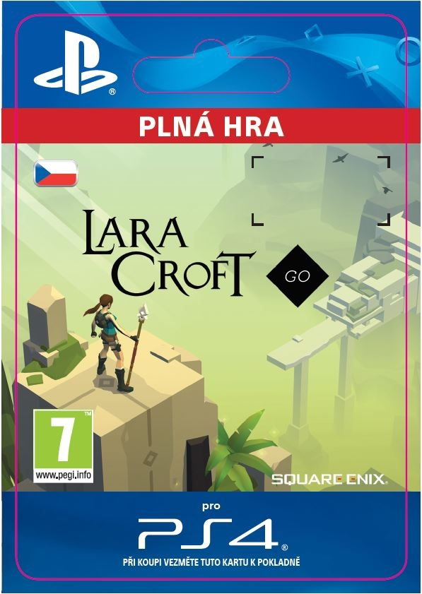 Lara Croft GO (PS4 DIGITAL)