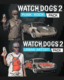 Watch Dogs 2 Punk Rock and Urban Artist (DIGITAL)