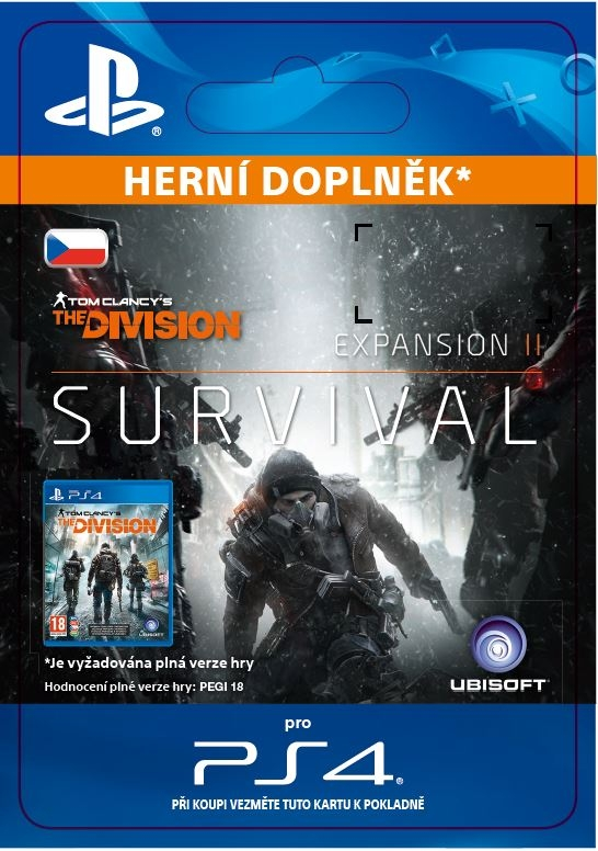 The Division: Survival (PS4 DIGITAL)