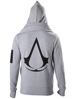 Mikina Assassins Creed - Logo, Double Layered (velikost XXL)