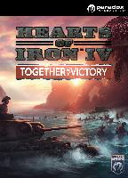 Hearts of Iron IV: Together for Victory (PC/MAC/LX) DIGITAL