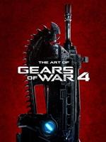 Kniha The Art of Gears of War 4