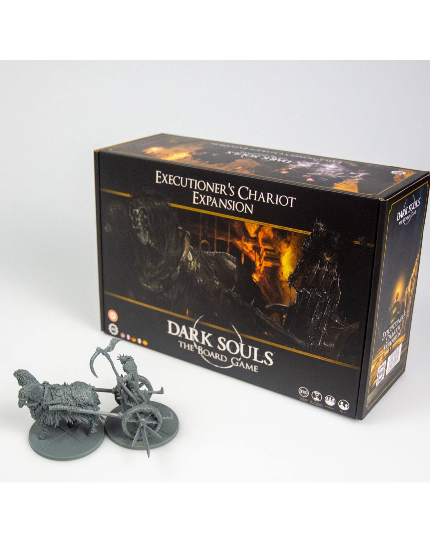 Desková hra Dark Souls - Executioners Chariot (rozšíření) (PC)