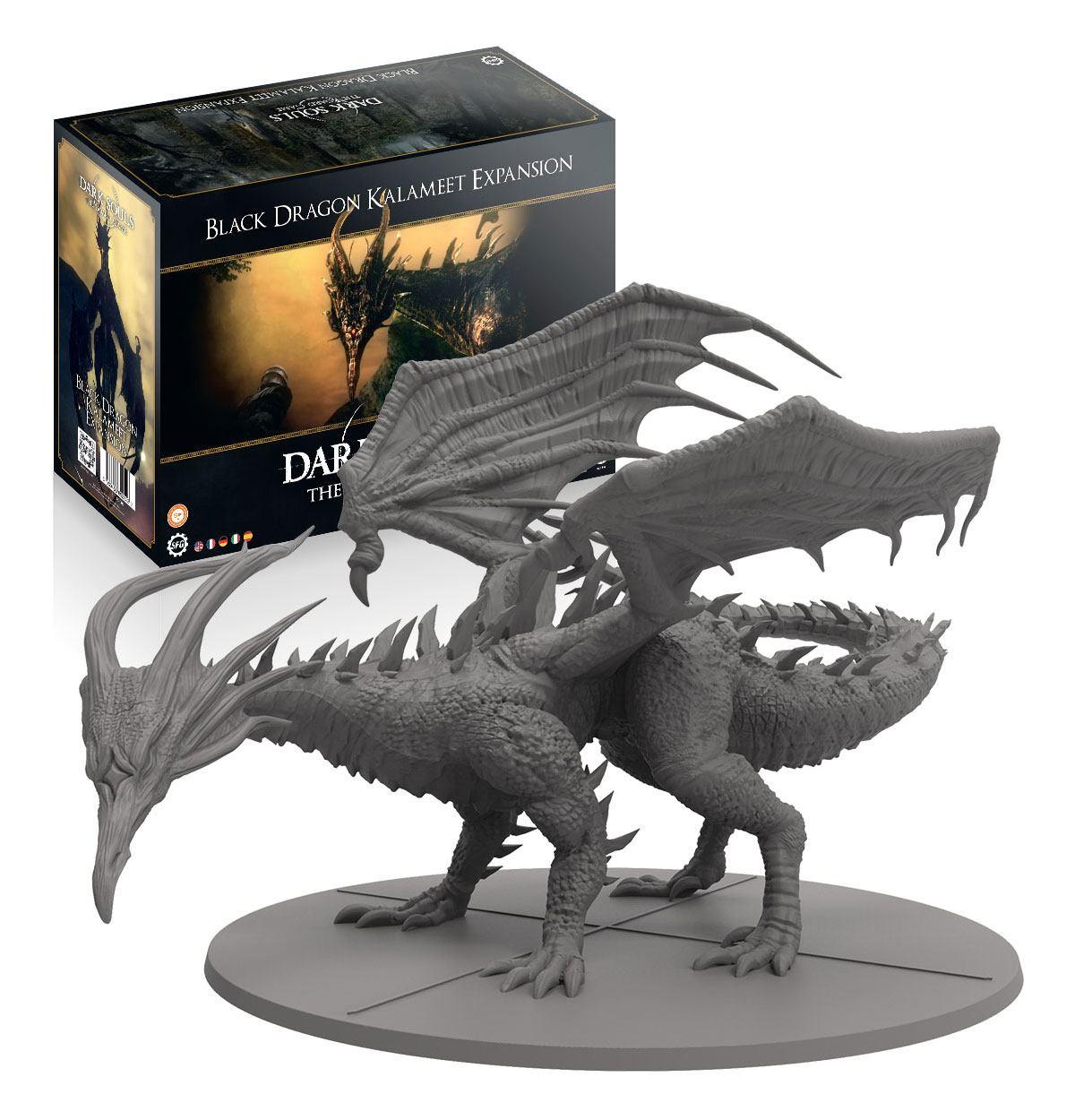 Desková hra Dark Souls - Black Dragon Kalameet (rozšíření) (PC)