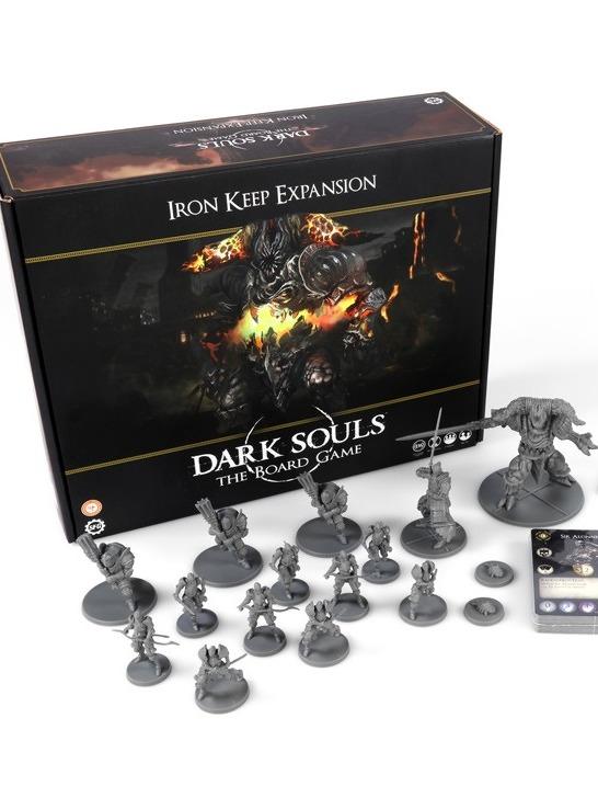 Desková hra Dark Souls - Iron Keep (rozšíření) (PC)