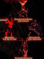 Dark Souls - stolní hra rozšíření Invaders Expansion