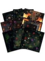 Dark Souls - stolní hra rozšíření Double Sided Gaming Tiles