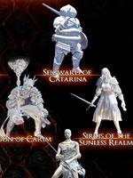 Dark Souls - stolní hra rozšíření Summoned Expansion