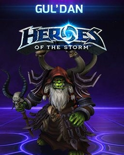 Guldan Heroes of the Storm (DIGITAL)