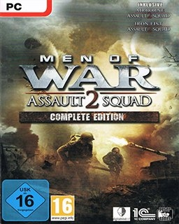 Men of War Assault Squad 2 Complete Edition (DIGITAL)