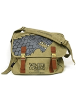 Brašna Game of Thrones - Stark Logo Messenger Bag