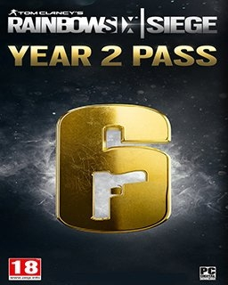 Tom Clancys Rainbow Six Siege Season Pass Year 2 (DIGITAL)