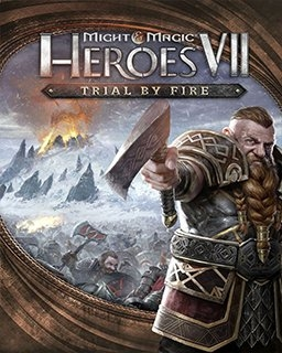 Might and Magic Heroes VII Trial by Fire (DIGITAL)