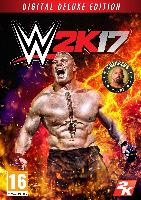 WWE 2K17 Digital Deluxe Edition (PC) DIGITAL + BONUS!