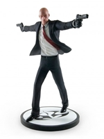 Figurka Hitman - Agent 47 Statue (PC)