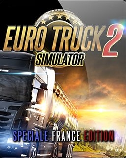 Euro Truck Simulátor 2 Speciale France Edition (DIGITAL)