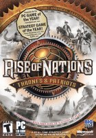 Rise of Nations: Throne and Patriots (PC)
