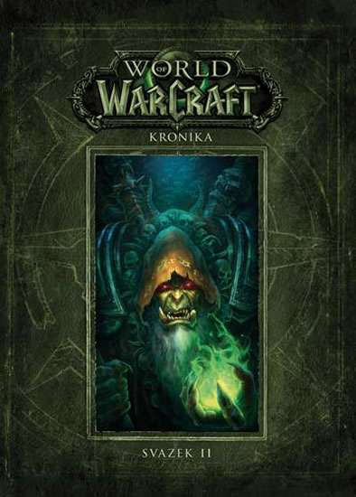 Kniha World of Warcraft: Kronika - Svazek 2