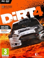 DiRT 4 - Day One Edition (PC)
