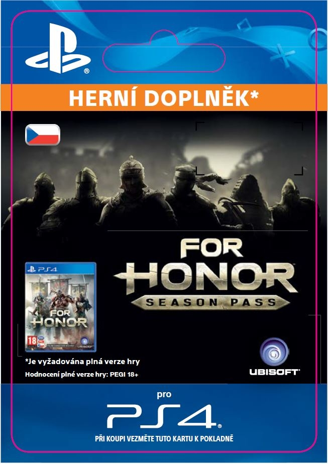 For Honor - Season Pass (PS4 DIGITAL)