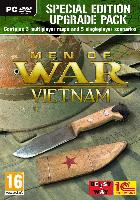 Men of War: Vietnam Special Edition Upgrade Pack (PC) DIGITAL Steam