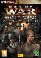 Men of War: Assault Squad MP Supply Pack Alpha (PC) DIGITAL