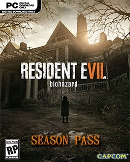 Resident Evil 7 Season Pass (DIGITAL)