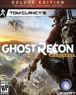 Tom Clancys Ghost Recon Wildlands Deluxe Edition (DIGITAL)