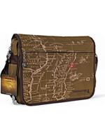 Brašna Uncharted 4: A Thief's End Messenger Bag Map