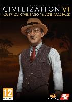 Sid Meiers Civilization VI - Australia Civilization and Scenario Pack (PC) DIGITAL