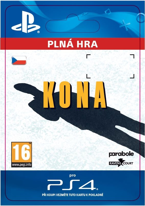 Kona (PS4 DIGITAL)