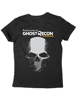 Tričko Ghost Recon: Wildlands - Skull Logo (velikost S)