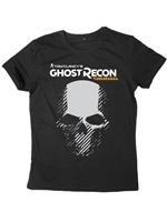 Tričko Ghost Recon: Wildlands - Skull Logo (velikost L)