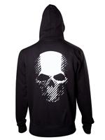 Mikina Ghost Recon: Wildlands - Skull Logo (velikost XL)
