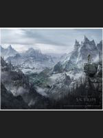 Wallscroll The Elder Scrolls V: Skyrim - Valley