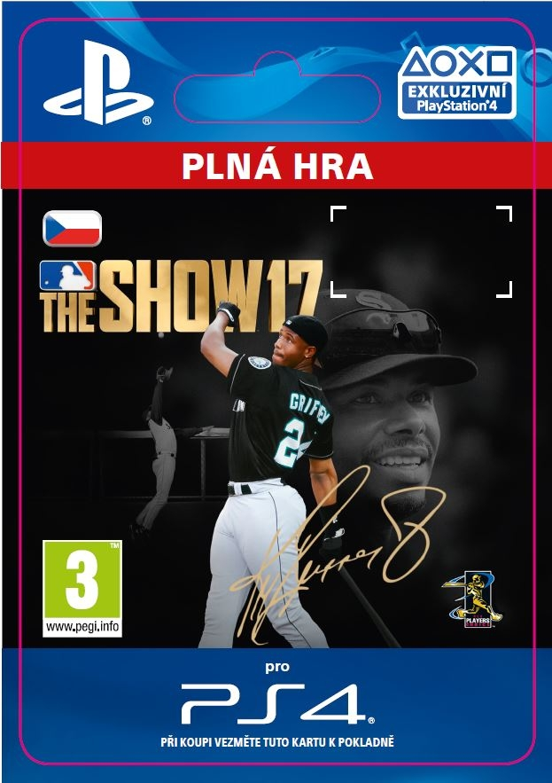MLB The Show 17 (PS4 DIGITAL)