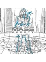 Omalovánky pro dospělé Mass Effect