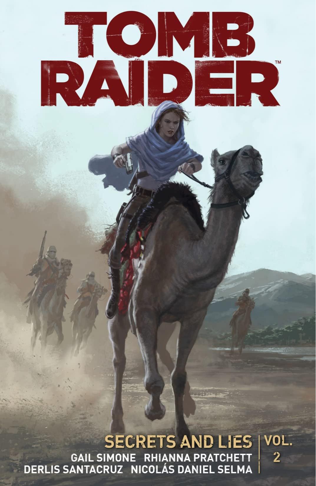 Komiks Tomb Raider Volume 2: Secrets and Lies