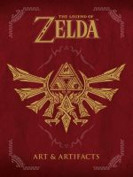 Kniha The Legend of Zelda: Arts and Artifacts