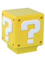 Mini lampička Super Mario - Question Block
