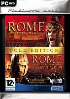 Rome: Total War GOLD (Platinová edice) (PC)